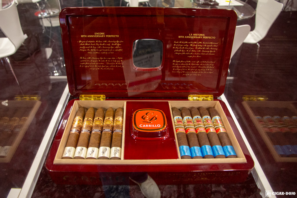 EPC Cigar Co. 10th Anniversary Limited Edition Humidor IPCPR 2019