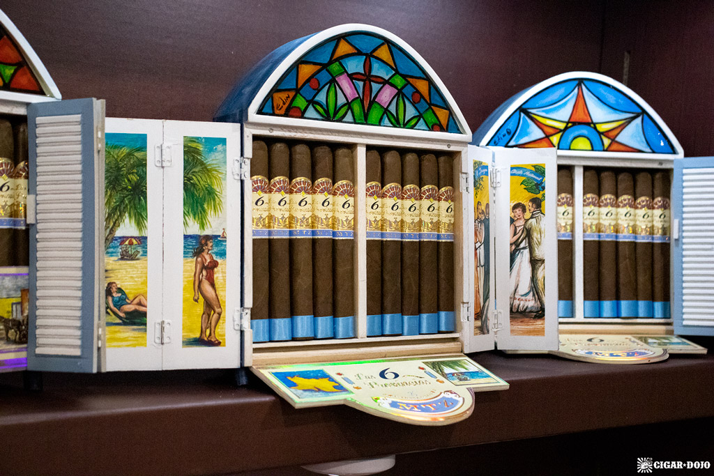 Espinosa Premium Cigars Las 6 Provincias MTZ dress box IPCPR 2019