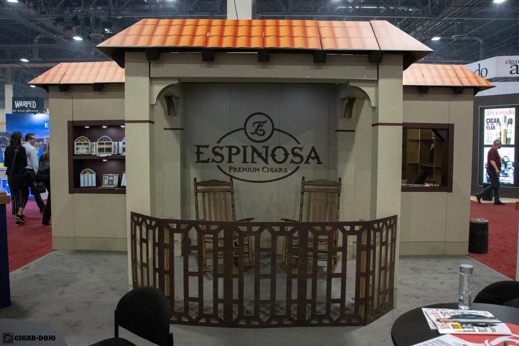 Espinosa Premium Cigars miniature La Zona factory IPCPR 2019