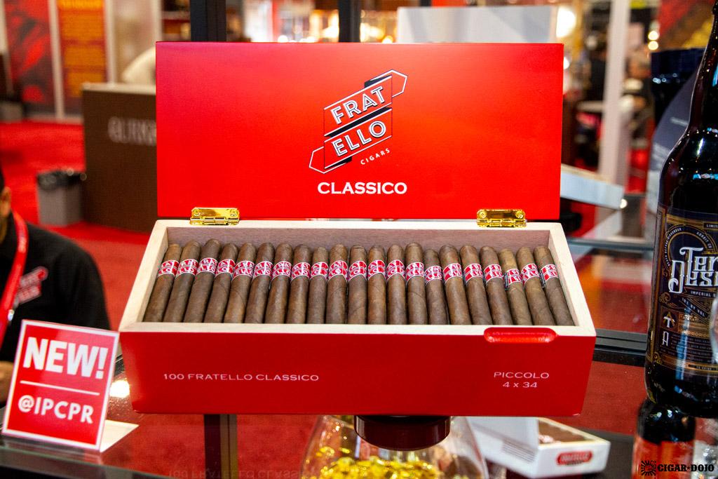 Fratello Cigars Classico Piccolo cigars IPCPR 2019