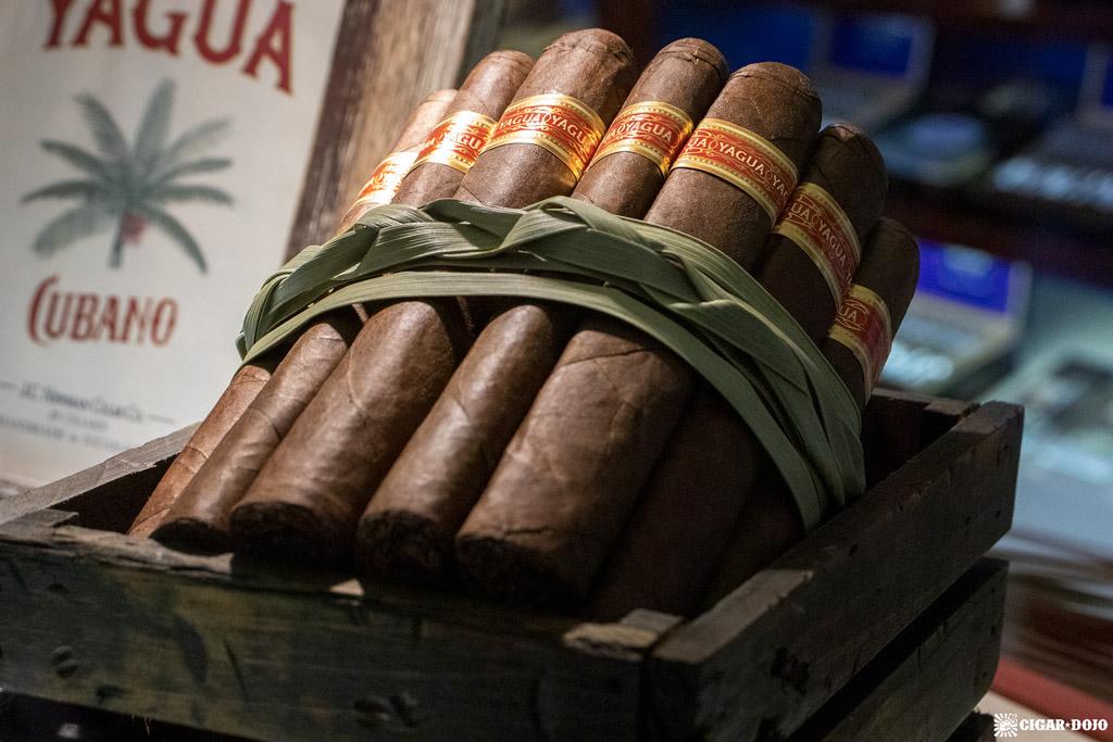 J.C. Newman Yagua cigars IPCPR 2019
