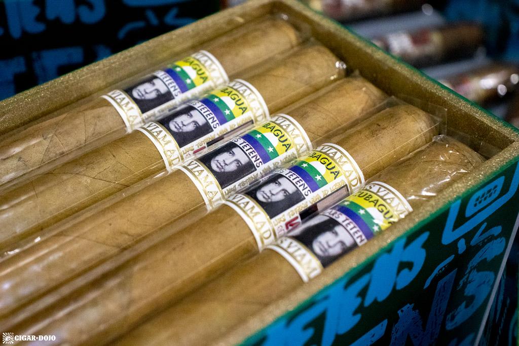 Alec Bradley Lars Tetens Cubagua cigars IPCPR 2019