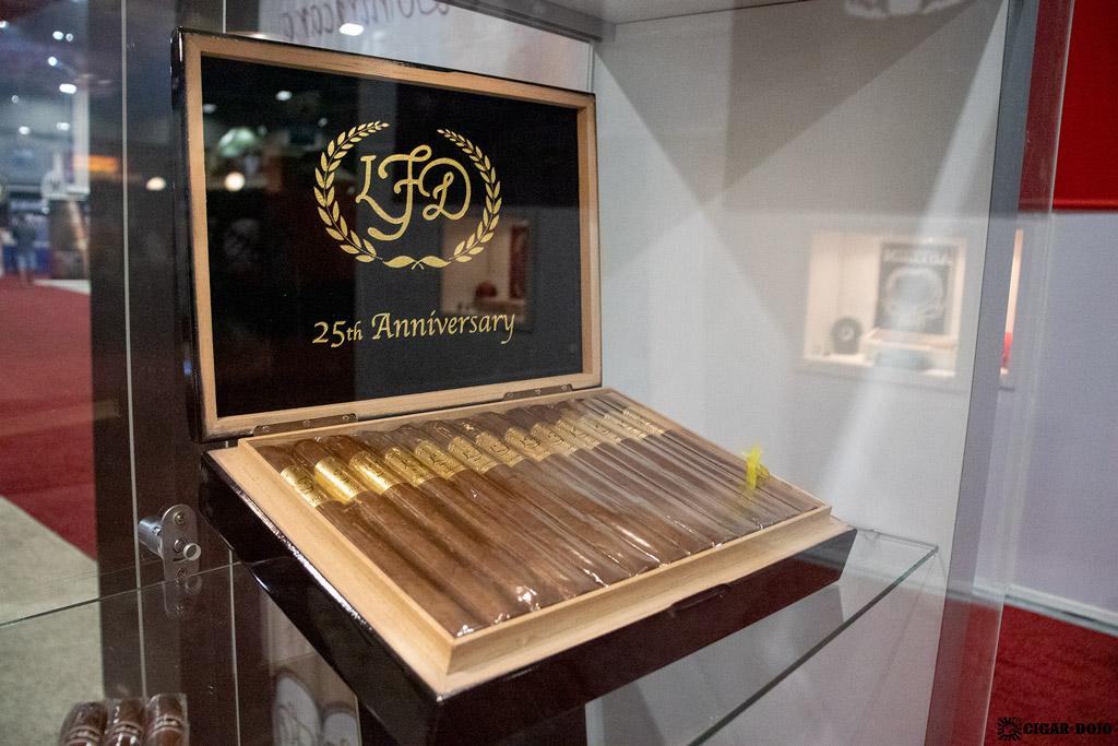 La Flor Dominicana 25th Anniversary cigars IPCPR 2019
