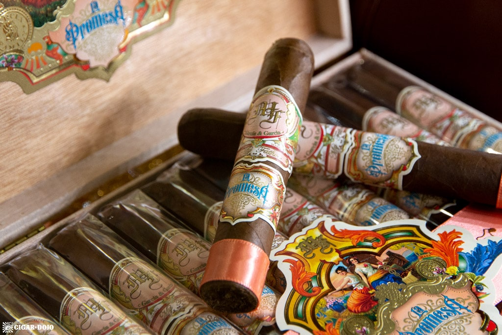 My Father La Promesa cigars IPCPR 2019