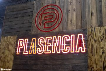 Plasencia Cigars booth IPCPR 2019