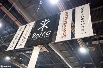 RoMa Craft Tobac booth IPCPR 2019