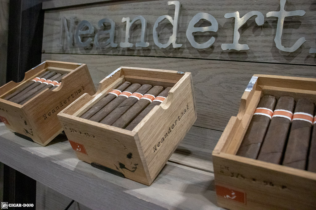 RoMa Craft Tobac Neanderthal LH cigars IPCPR 2019