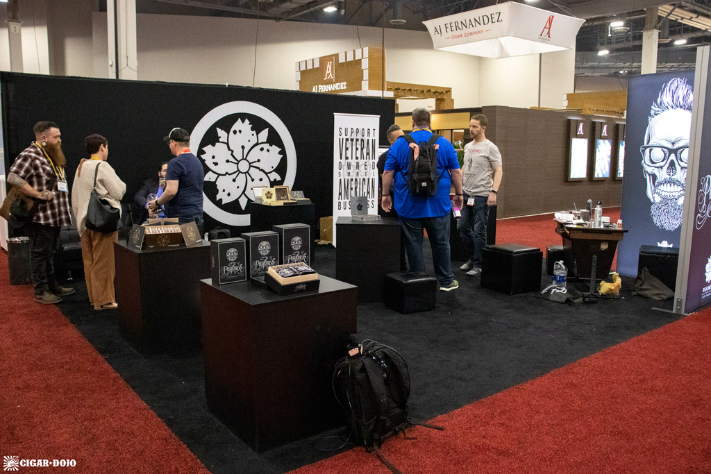 Room101 booth IPCPR 2019