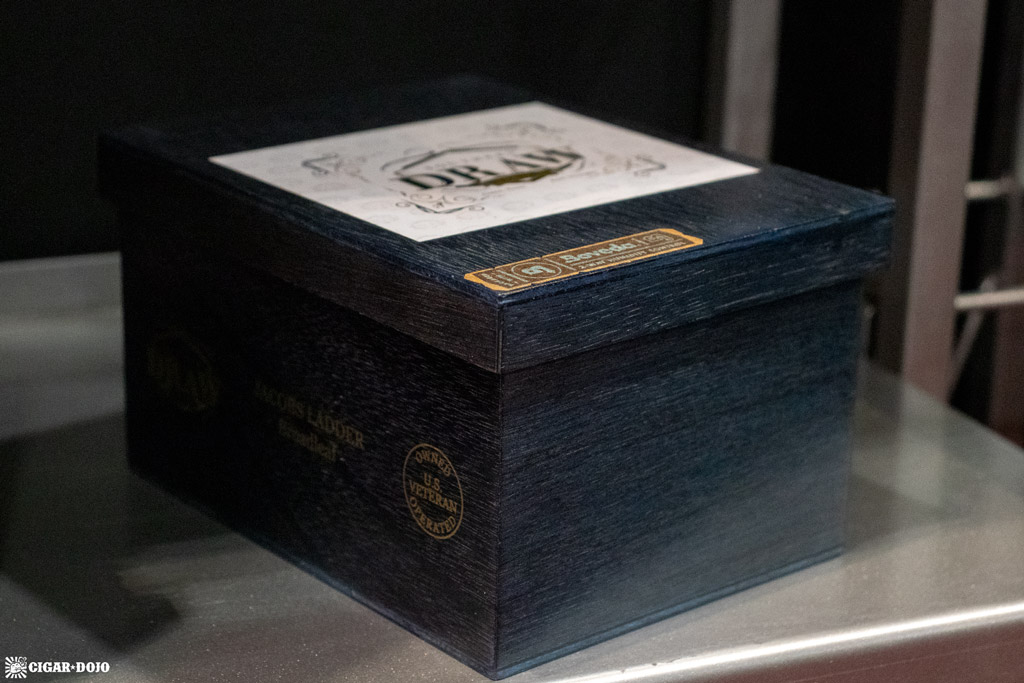 Southern Draw Cigars Jacobs Ladder Brimstone IPCPR 2019