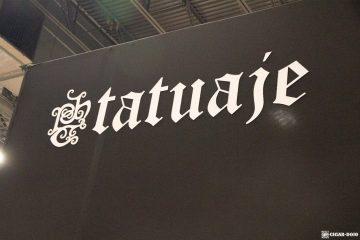 Tatuaje Cigars booth IPCPR 2019