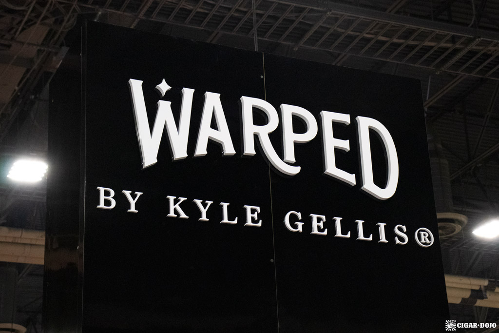 Warped Cigars banner IPCPR 2019