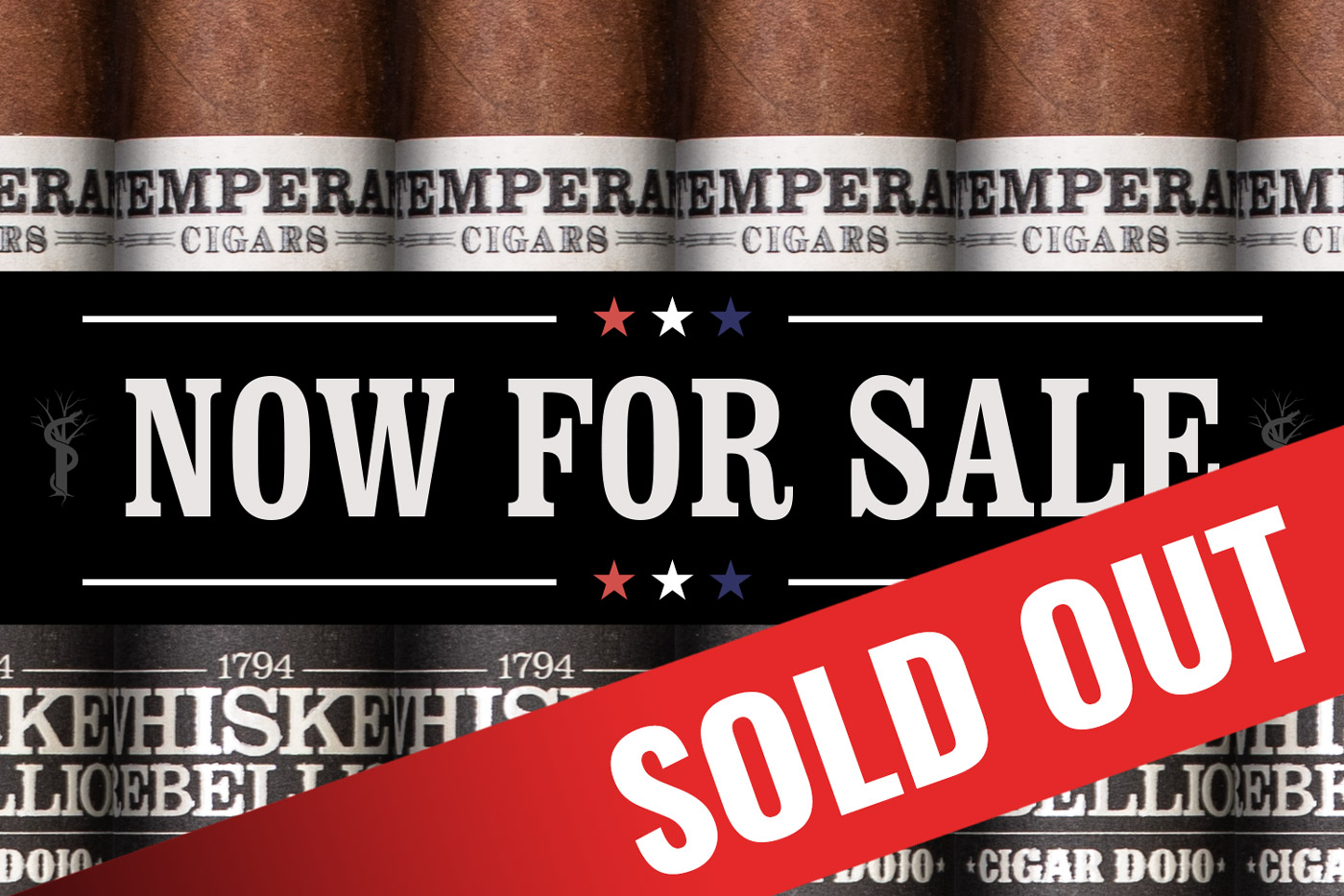 RoMa Craft Whiskey Rebellion 1794 Pennsatucky cigar sold out