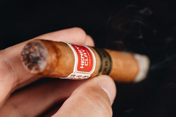 Henry Clay War Hawk Corona cigar review