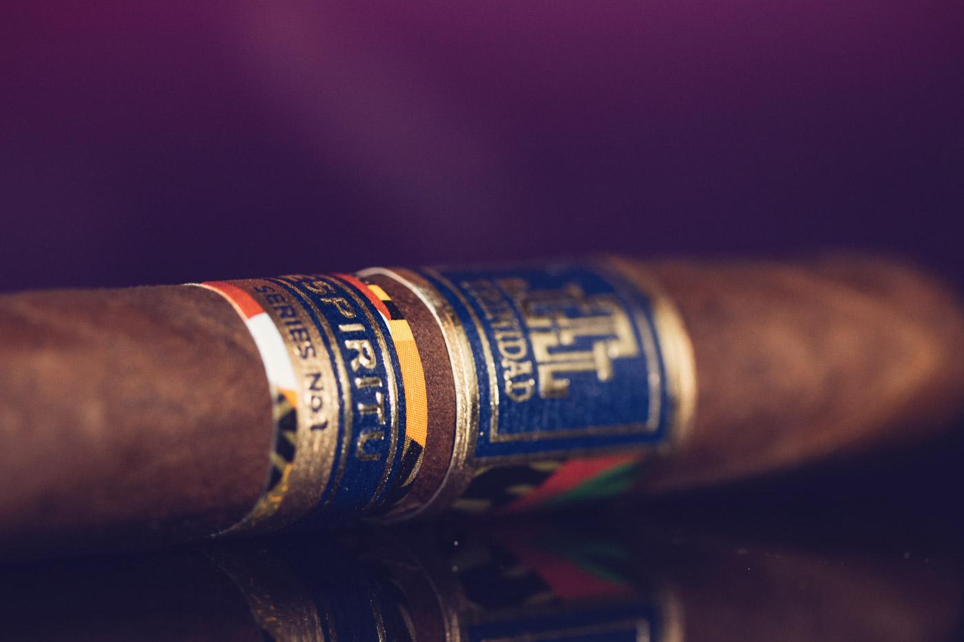 Trinidad Espiritu Fundador cigar review