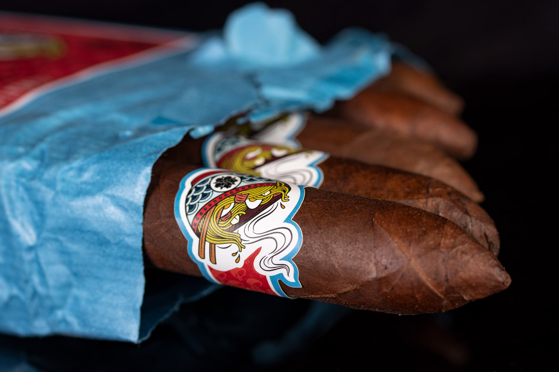 Cigar Dojo Room101 [untitled] 2019 cigars open bundle