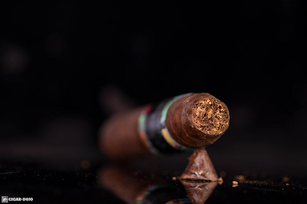 Drew Estate ACID KUBA ARTE cigar head cut cap