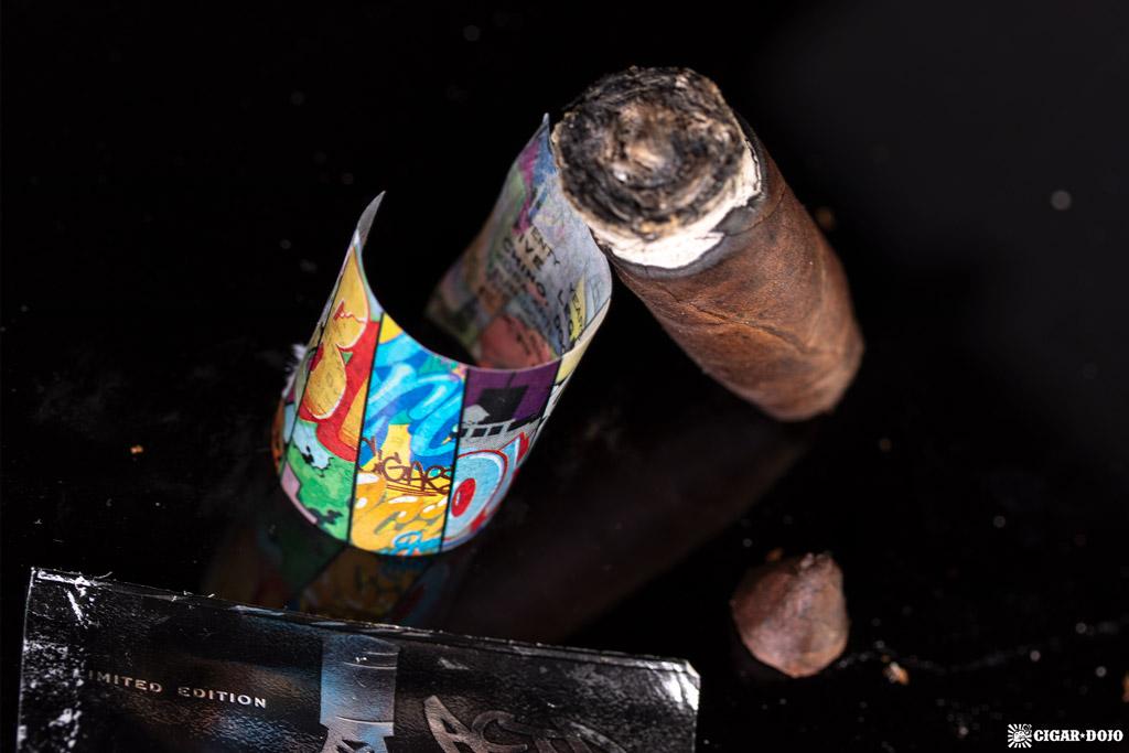 Drew Estate ACID KUBA ARTE cigar nub finished