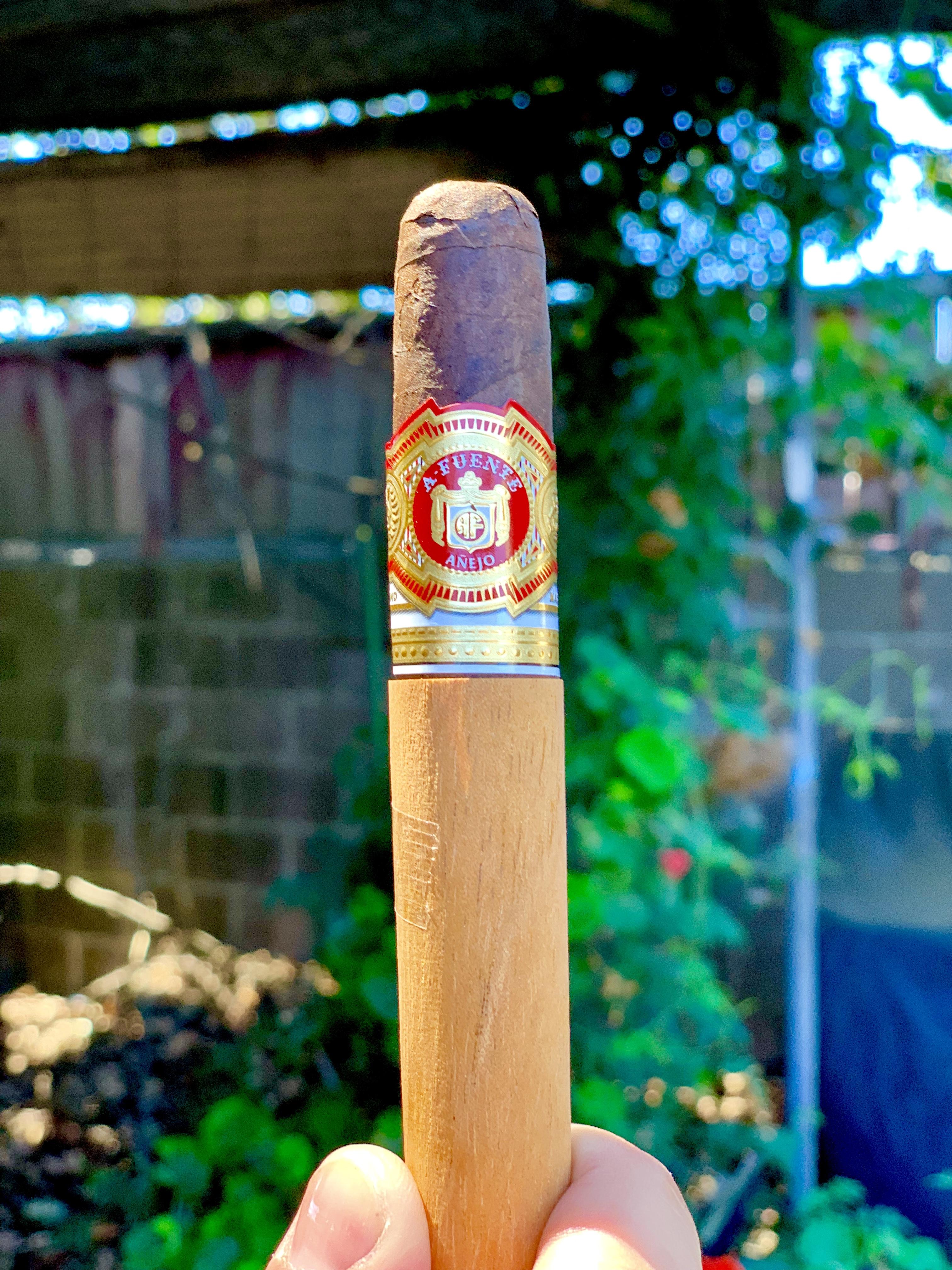Arturo Fuente Añejo cigar