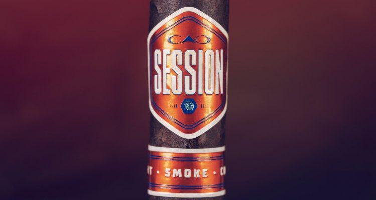 CAO Session Garage cigar review