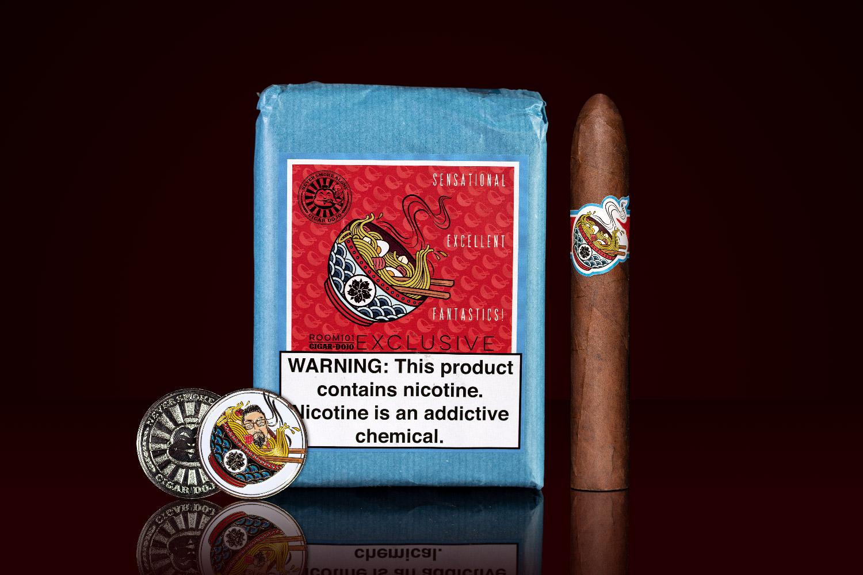 Cigar Dojo Room101 [untitled] 2019 official