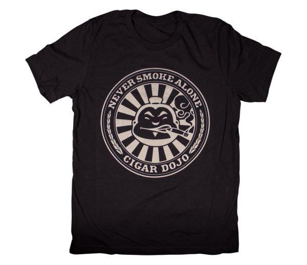 Cigar Dojo Vintage Black *Insignia* shirt