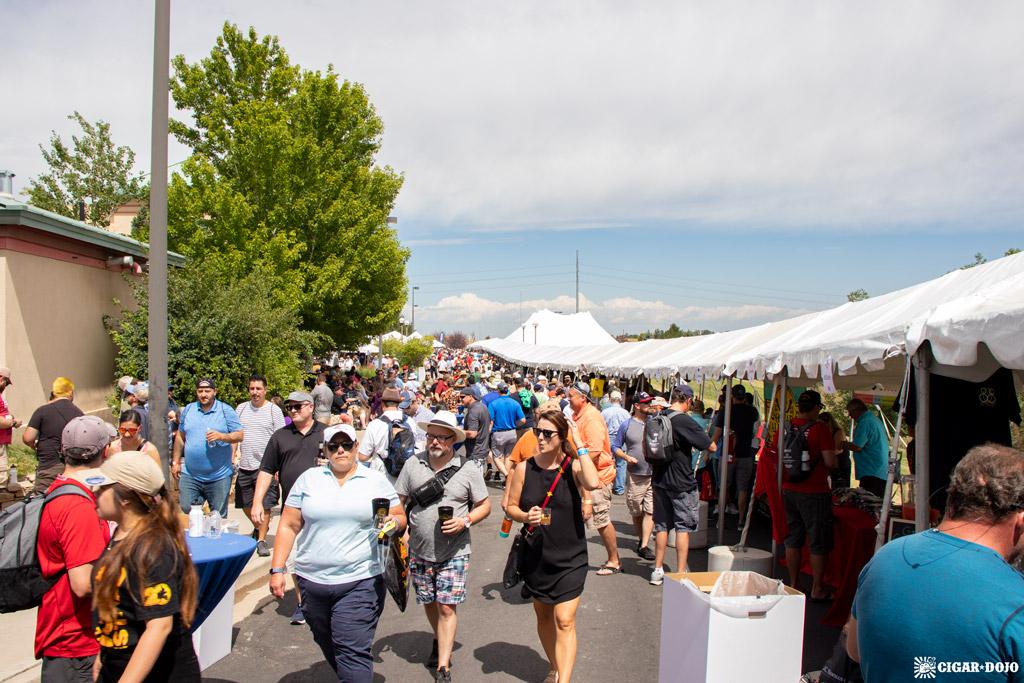 Rocky Mountain Cigar Festival 2019 attendees