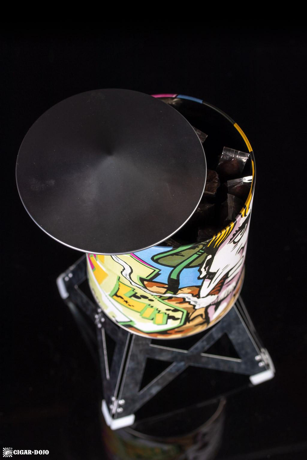 Drew Estate ACID KUBA ARTE water tower packaging