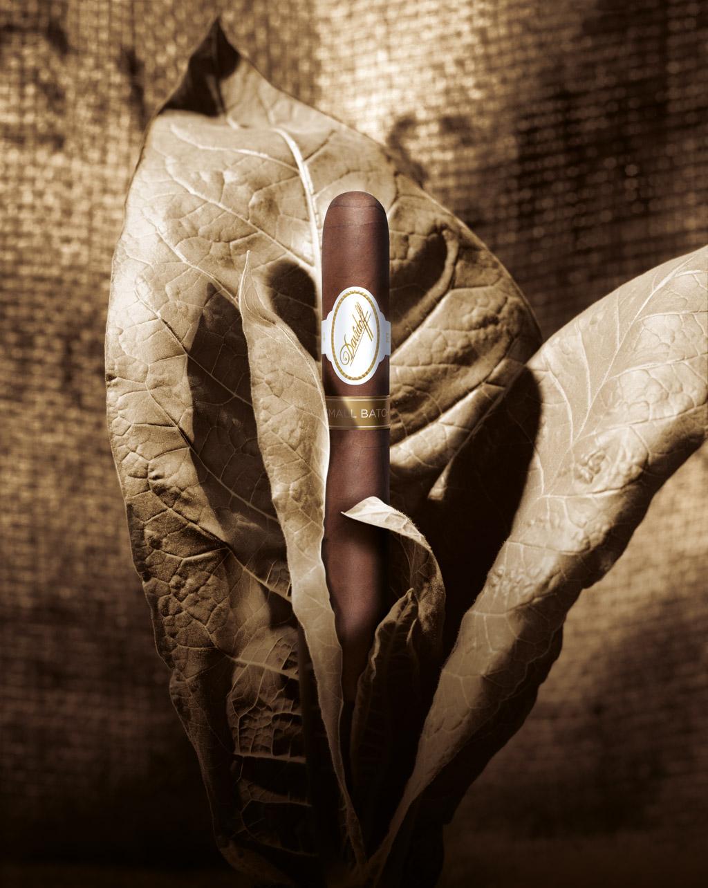 Davidoff Small Batch cigar glamour