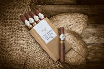 Davidoff Small Batch cigar packaging