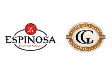 Espinosa Premium Cigars General Cigar Company logos