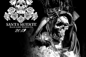 Black Label Trading Co. Santa Muerte 2019