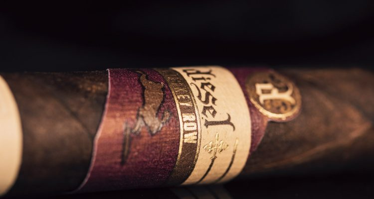 Diesel Whiskey Row Sherry Cask Robusto cigar review