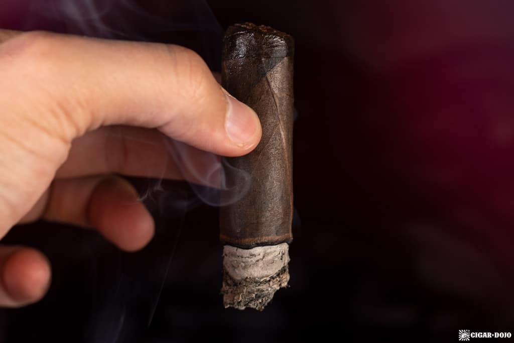 Diesel Whiskey Row Sherry Cask Robusto review