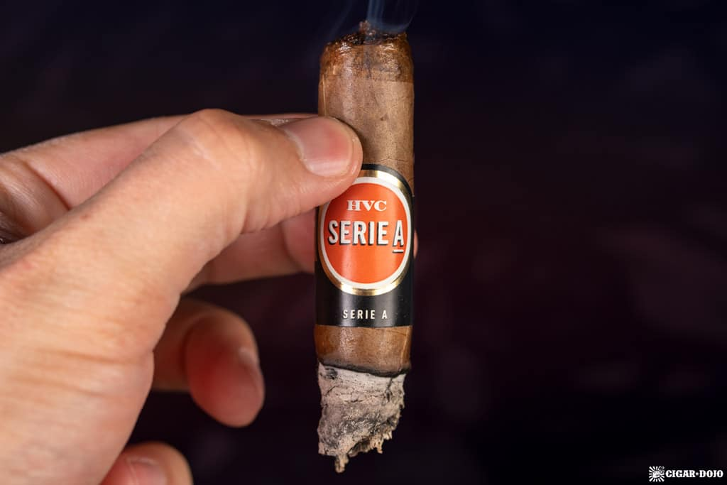 HVC Serie A Perlas review