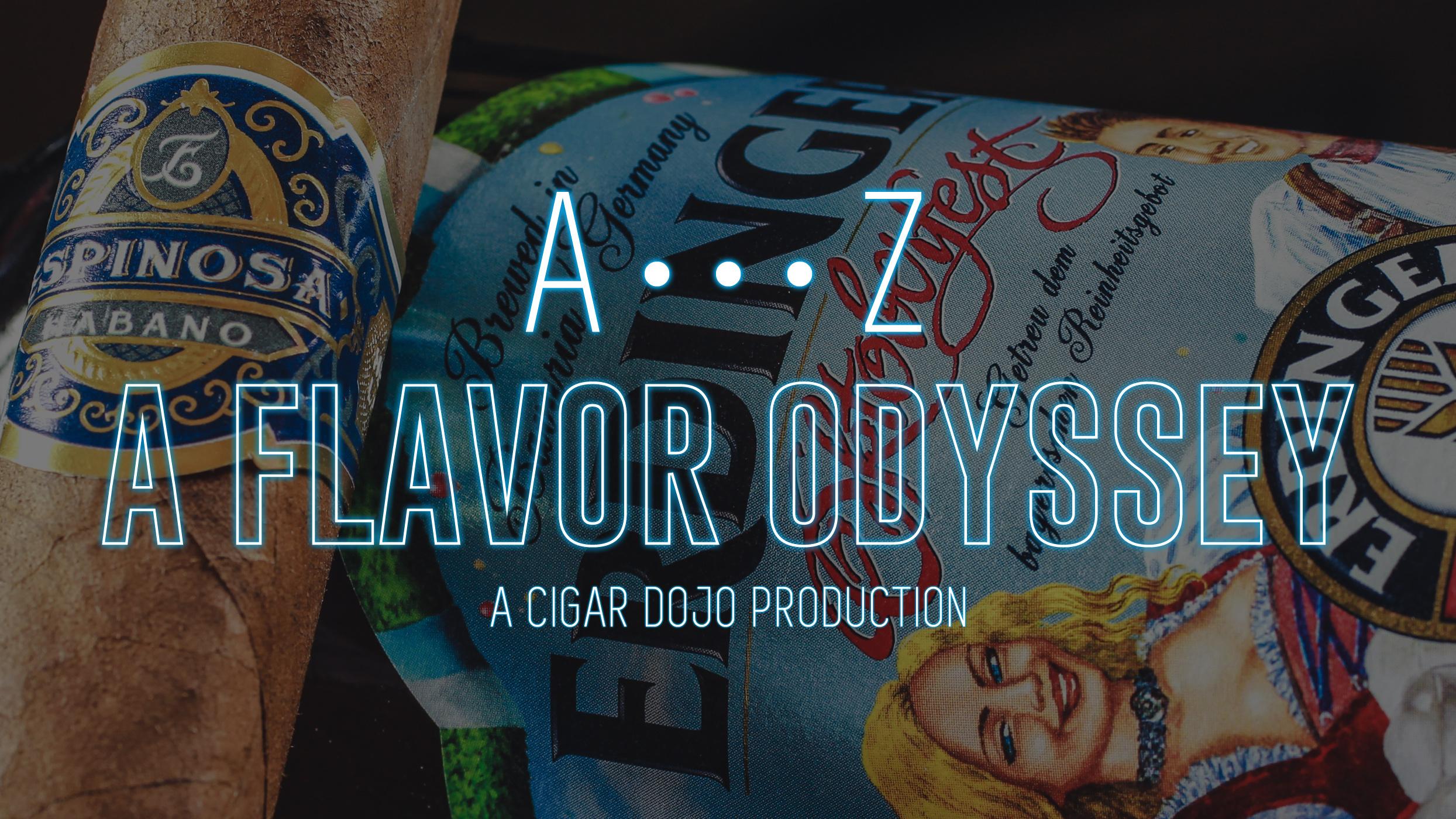 A Flavor Odyssey – Espinosa Habano & Erdinger Oktoberfest