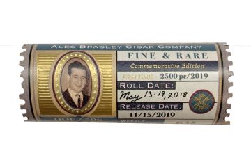 Alec Bradley Fine & Rare HOF / 506 2019 cigar band