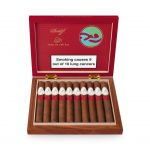 Davidoff «Year of the Rat» Limited Edition 2020 box open