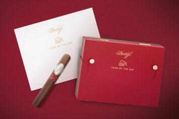 Davidoff «Year of the Rat» Limited Edition 2020 official