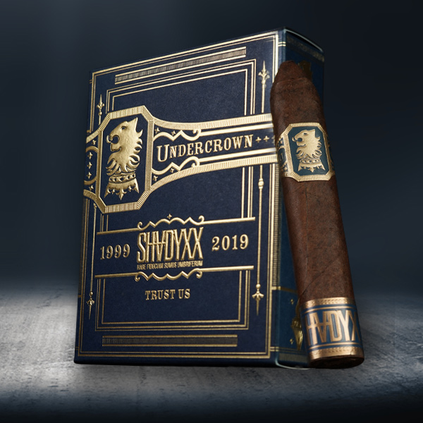 Drew Estate Undercrown ShadyXX glamour photography