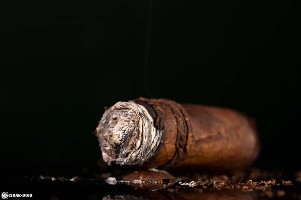CAO Orellana cigar nub finished