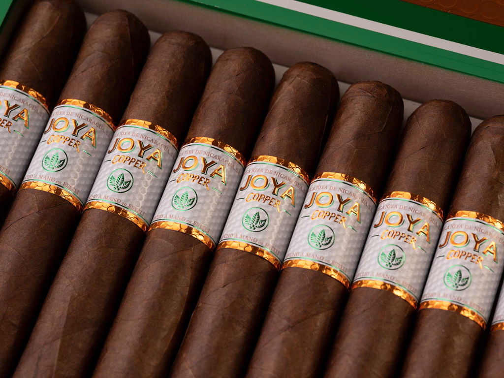 Joya de Nicaragua Joya Copper cigars