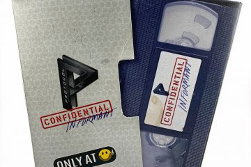 Protocol Confidential Informant cigar packaging front