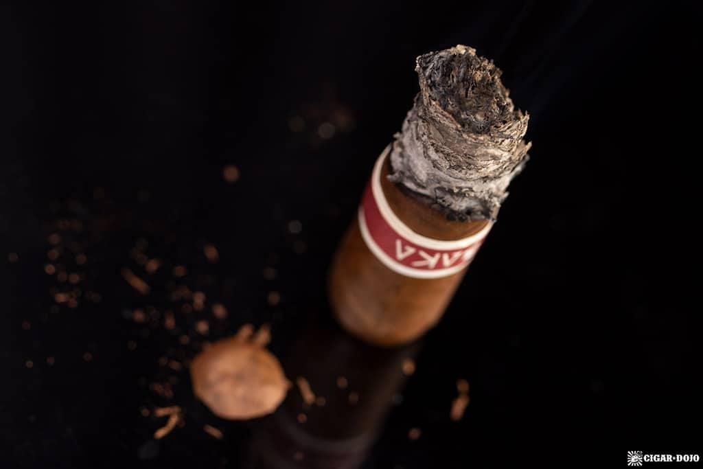RoMa Craft Baka Bantu cigar nub finished