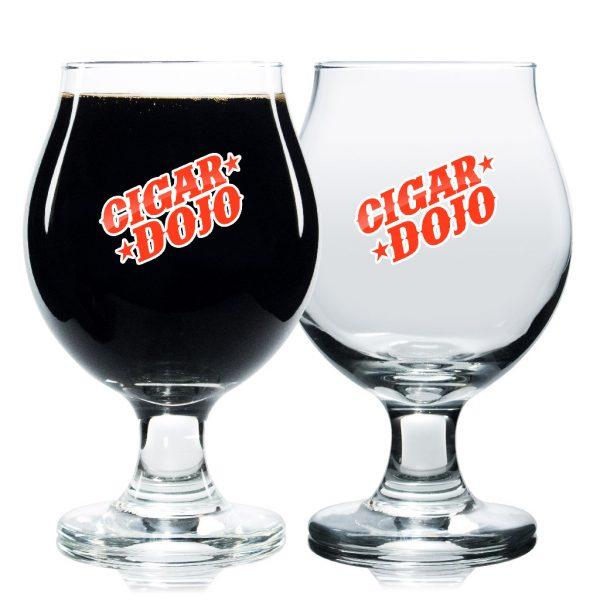 Cigar Dojo Tulip Beer Glass 2020