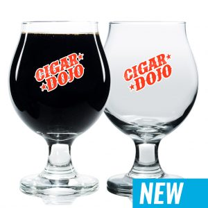 Cigar Dojo Tulip Beer Glass 2020 new product