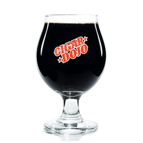 Cigar Dojo Tulip Beer Glass 2020 full