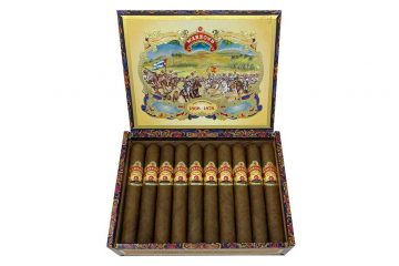 Espinosa General Cigar Co. Warzone packaging