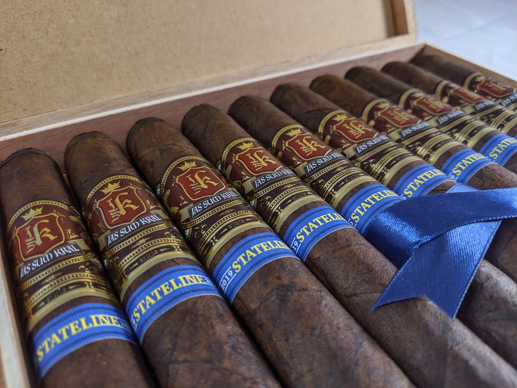 JSK Stateline Cigar Lounge Exclusive cigars