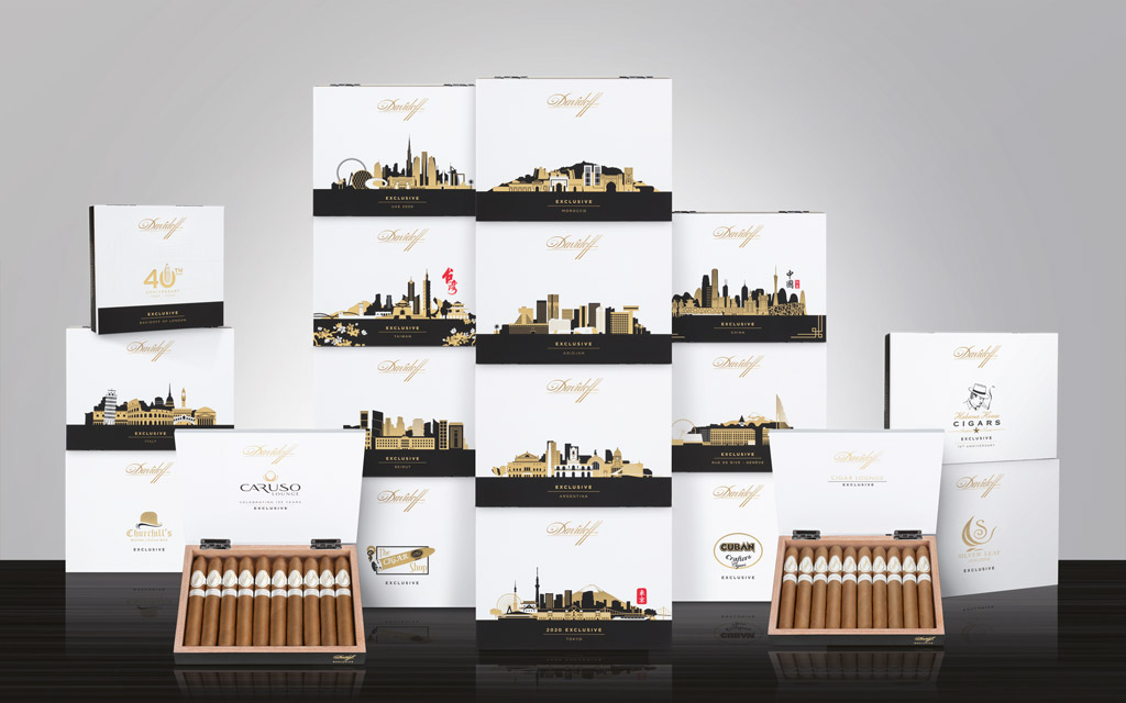 Davidoff Exclusive Editions 2020