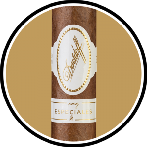 Davidoff Robusto Real Especiales 7 Limited Edition COTY 2019 circle